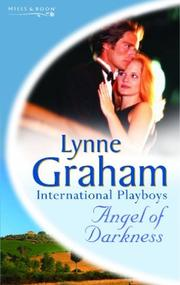 Cover of: Angel of Darkness (Lynne Graham Collection) by Lynne Graham
