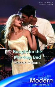 Cover of: Bought for the Marriage Bed