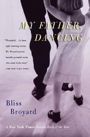 Cover of: My father, dancing