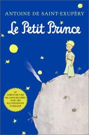 Cover of: Le petit prince