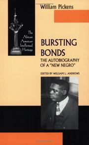 Cover of: Bursting bonds