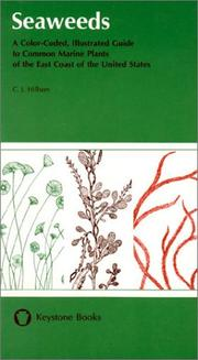 Cover of: Seaweeds | Charles James Hillson