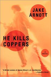 Cover of: He kills coppers