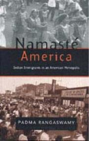 Cover of: Namasté America