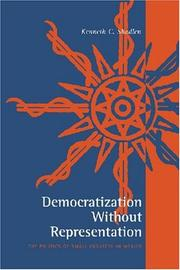 Cover of: Democratization Without Representation