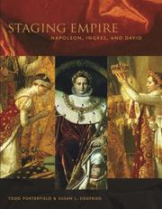 Cover of: Staging Empire | Todd Porterfield