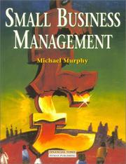 Cover of: Small Business Management
