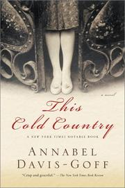 Cover of: This Cold Country (Harvest Book)