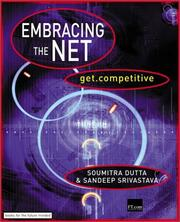 Cover of: Embracing the Net | Soumitra Dutta