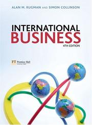 International business by Alan M. Rugman
