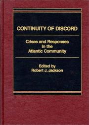 Cover of: Continuity of Discord