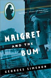 Maigret et le clochard by Georges Simenon