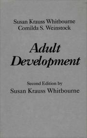Cover of: Adult development: the differentiation of experience