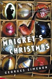 Maigret's Christmas by Georges Simenon