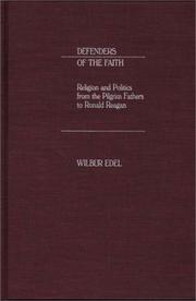 Cover of: Defenders of the faith
