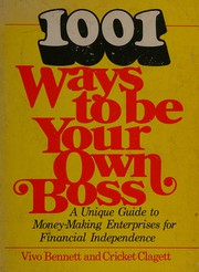 1001 ways to be your own boss