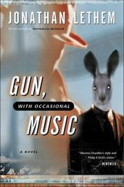 Cover of: Gun, with occasional music