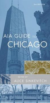 Cover of: AIA guide to Chicago |