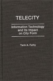 Cover of: Telecity