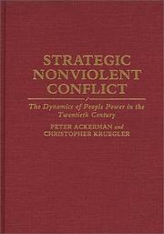 Strategic nonviolent conflict