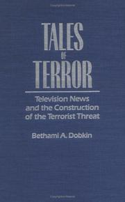 Cover of: Tales of terror | Bethami A. Dobkin