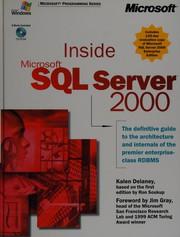 Inside Microsoft SQL Server 2000