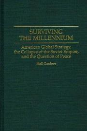 Cover of: Surviving the millennium