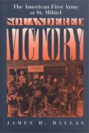 Cover of: Squandered victory | James H. Hallas