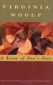 Cover of: A room of one