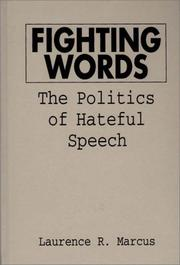 Cover of: Fighting Words