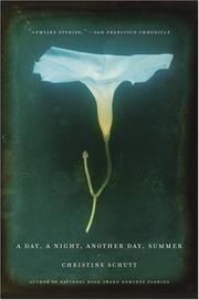 Cover of: A Day, a Night, Another Day, Summer: Stories