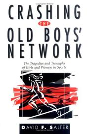 Cover of: Crashing the old boys' network