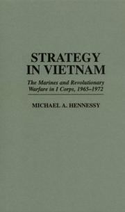 Cover of: Strategy in Vietnam