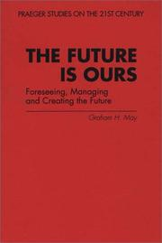 Cover of: The future is ours