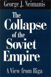 Cover of: The collapse of the Soviet Empire
