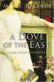Cover of: A Dove of the East