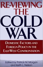 Cover of: Re-viewing the Cold War