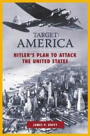 Cover of: Target America | James P. Duffy