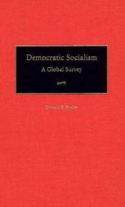 Democratic Socialism: A Global Survey