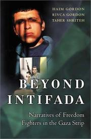 Cover of: Beyond intifada