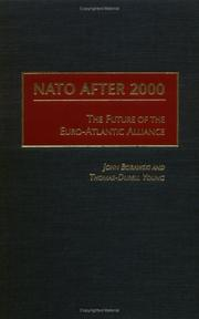 Cover of: NATO After 2000 | John Borawski