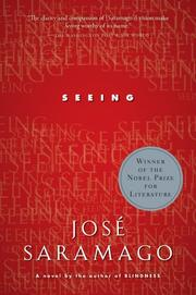 Cover of: Seeing | JosГ© Saramago