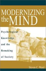 Cover of: Modernizing the Mind