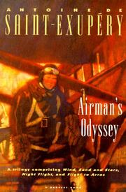 Cover of: Airman's odyssey