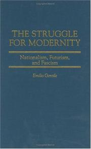 Cover of: The struggle for modernity