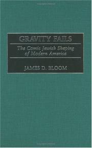 Cover of: Gravity fails
