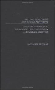 Cover of: Falling Terrorism and Rising Conflicts | Hooman Peimani