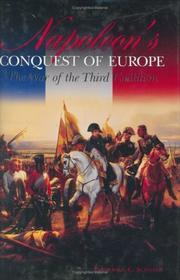 Cover of: Napoleon's Conquest of Europe