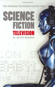 Cover of: Science fiction television