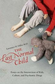 Cover of: The Last Normal Child